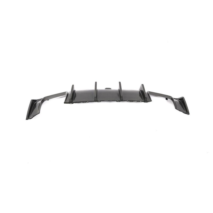 Cstar Carbon Gfk Heckdiffusor für 4-Rohr für Audi A3 S  Line LCI S3 Limo 8V