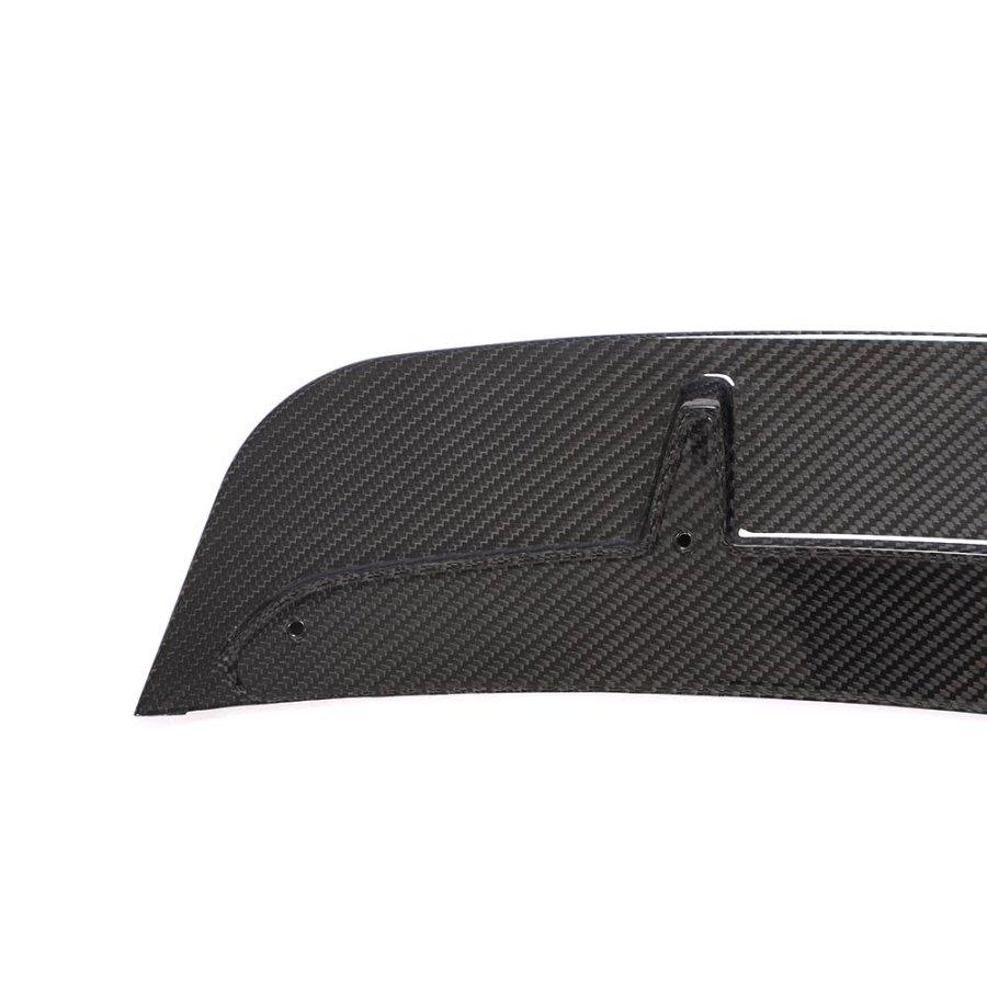 Cstar Voll Carbon V2 Frontlippe Spoiler passend für BMW G14 G15 G16 M Paket